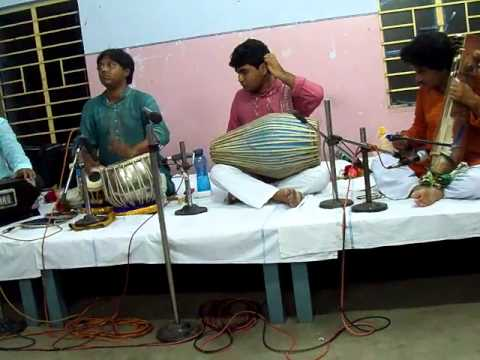 Tabla & Shreekhol Duet at Uttarpara Inspirations & Melodies 2015