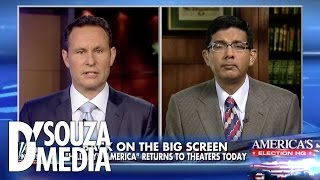 D'Souza: Shameless Clinton Foundation Is A Bribery Receptacle