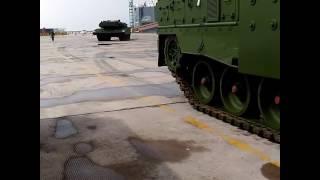 Kedatangan Leopard 2RI, 31 Agustus credit: Drs Hadi Hidayat