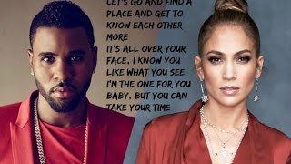 Try Me OFFICIAL LYRICS WITH MUSIC - Jason Derulo feat. Jennifer Lopez