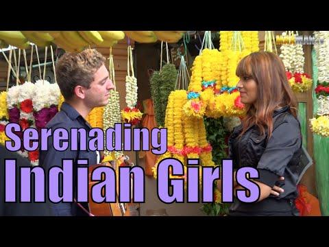 Why This Kolaveri Di - Serenading Indian Girls - Maxmantv