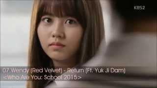 My Top 10 Korean Drama OST ♫ 2014 - 2015 ♫
