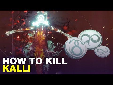 Xxx Mp4 Destiny 2 How To Kill Kalli The Corrupted Last Wish Raid Guide Boss 1 3gp Sex