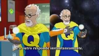 Mecânica Quântica - Dupla Fenda | HD Brasil