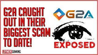 G2A Caught Trying To Bribe Media And Hiding Sponsored Content!