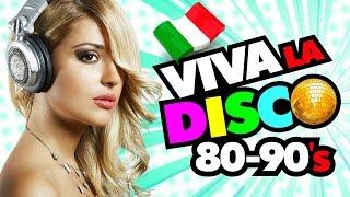 Viva La DISCO 80-90's. BEST Dance Hits. Original Mix. TOP 20 - 2016