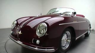135403 / 1956 Porsche 356 Speedster Replica