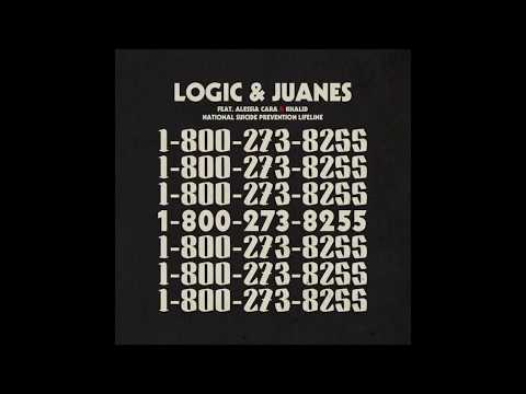 Logic & Juanes ft. Alessia Cara & Khalid - 1-800-273-8255 (Official Audio)
