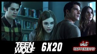 TEEN WOLF 6x20 SERIES FINALE Recap: Last Episode Setting Up for Reboot/Spinoff? | What Happened?!?