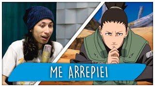 REACT Rap do Shikamaru (Naruto) | Tauz RapTributo 08