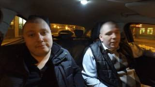 Батл служб такси Санкт-Петербурга # 2