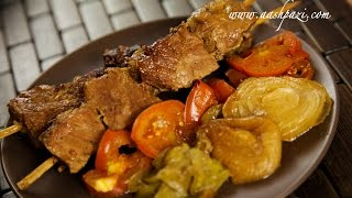 Kabab Hosseini (Kabob) Recipe