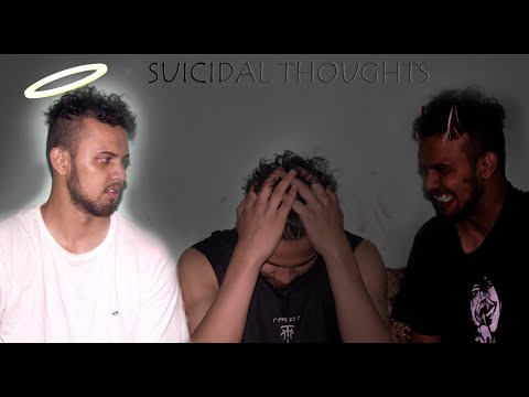 SUICIDAL THOUGHTS (a poetic story) : OTW