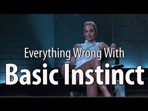 Xxx Mp4 Everything Wrong With Basic Instinct In 15 Minutes Or Less 3gp Sex
