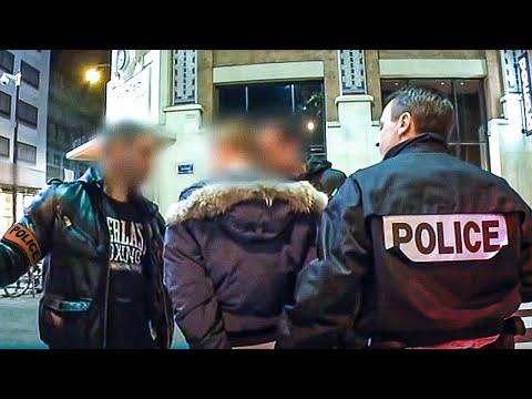 Flics de choc pour banlieue chic Reportage