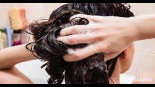 اضرار غسيل الشعر يوميا \ شاهدى مخاطر غسيل الشعر كل يوم