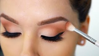 How to Apply Eyeshadow PERFECTLY (beginner friendly hacks)