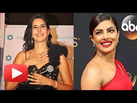 Xxx Mp4 Katrina Kaif SWEET REACTION On Priyanka Chopra S Jordan Video By Wafaa 3gp Sex