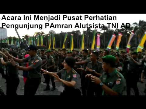 Goyang Maumere Ala TNI AD #30SecNews