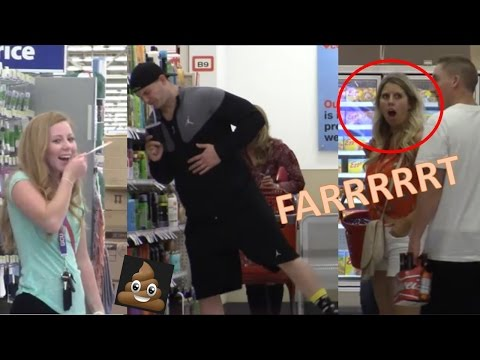 ULTIMATE Farting In Public!! Leg Shaker Edition!! S1•Ep 26!!