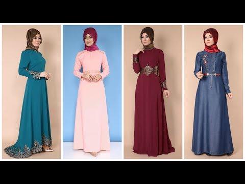 Modaselvim 2017 Büyük Beden Tesettür Giyim Modelleri 2/2