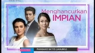 Pangako Sa'yo (Janjiku)   Episode 6 Januari 2017