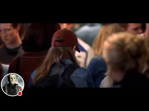 Freddy VS Jason Deleted Scene #7 STOP STARING AT ME