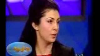 لینا روزبه و احمدی نژاد-1