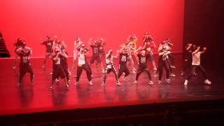 Combined Hall Item Choreography by RANXM | Dance Uncensored 2014