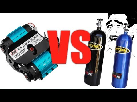Why I'm Throwing My ARB Air Compressor In The Trash For A New PowerTank CO2 System