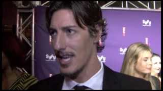Eric Balfour Interview - Haven and Jesus Hates Zombies