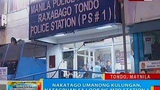 BP: Nakatago umanong kulungan, natagpuan sa loob ng MPD Station 1