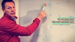 Stuart Pearce | How to stop an attacking full-back | Football tactics
