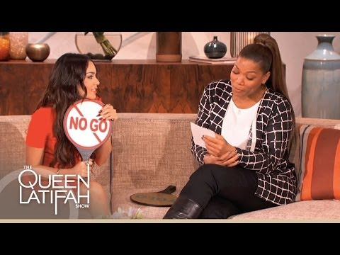 Vanessa Hudgens Plays Yolo or No on The Queen Latifah Show