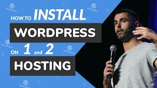 [How to] Install WordPress on 1and1 Hosting - Installing 1 and 1 WordPress [Part 4]