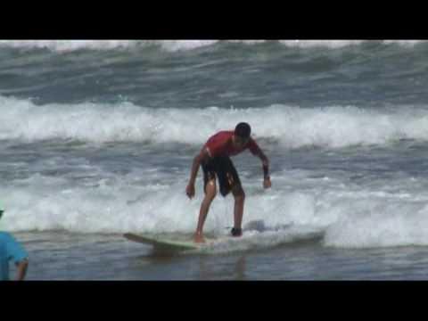 Aprendendo a Surfar em Uma Semana Luis Reis