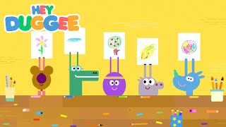 The Drawing Badge - Hey Duggee Series 1 - Hey Duggee