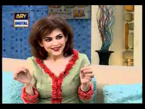 MISHI KHAN ARY DIGITAL GOOD MORNING PAKISTAN WITH NIDA YASIR