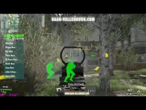 mw3 aimbot hack ps3 download