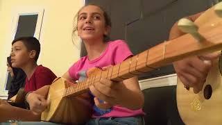 هذا الصباح- مبادرة لتدريس الموسيقى والغناء لأطفال لاجئين