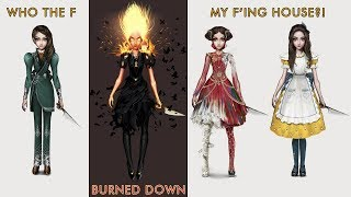 Alice: Asylum - Burning Down the House