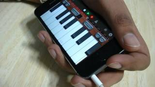 Sanam Re | iPhone GarageBand | Instrumental | listen with headphones.