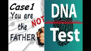 DNA TESTS Mwana Haasi Wangu CASE#1