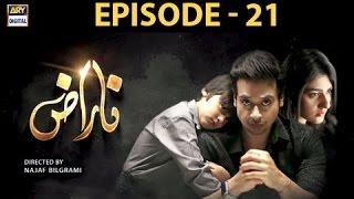 Naraz Episode 21 - ARY Digital Drama