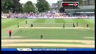 Bangladesh Beat England by 5 runs..2nd ODI Bristol 2010