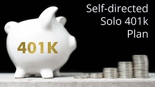 How to trade stocks with the Solo 401k Plan for Small