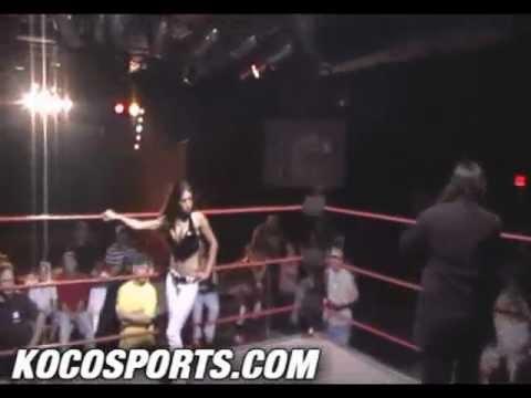 Womens Match: TNA's Betsy Ruth vs. Valentina Marie (ACW) Kocosports.com