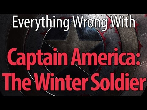 Xxx Mp4 Everything Wrong With Captain America The Winter Soldier 3gp Sex