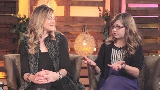 Christy and Annabel Beam: Miracles From Heaven (Randy Robison / LIFE Today)