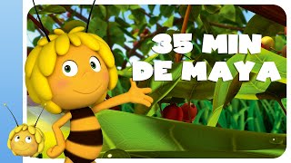 35 supers minutes de MAYA L'ABEILLE